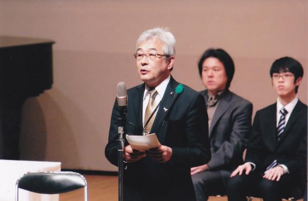 弘前市長ご挨拶